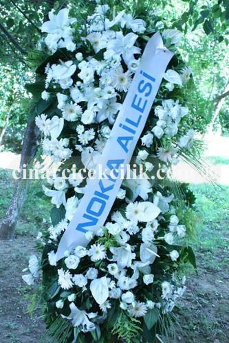 Beyaz Güzellik Düğün Nikah Açılış Çiçekleri