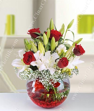 Güzel Aşkım  Lilyum Gül C-AR132