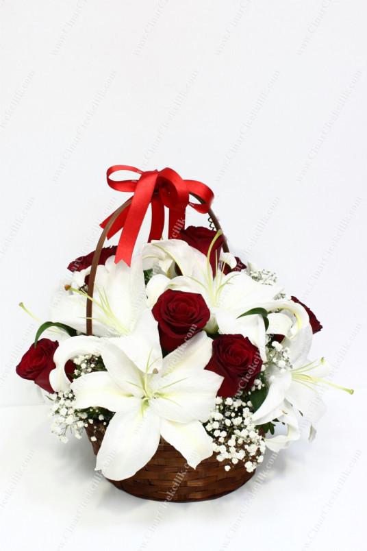 Aşkın Gizemi Lilyum Gül C-AR133