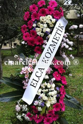 Pembe Çiçekli Nişan Düğün Çiçekleri