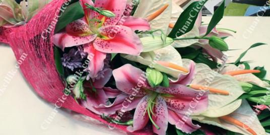 Düş Perisi Çiçek Buketi C-BUK169
