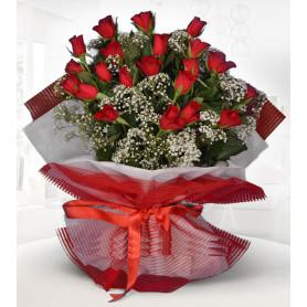 Aşkın Büyüsü Kırmızı Gül Buketi C-BUK102