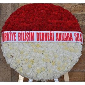 Anıtkabir Çiçek Siparişi C-MOZ105