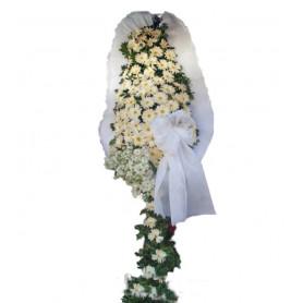 Tek Katlı Beyaz Melek Düğün Açılış Nikah Çiçeği