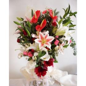 Bahar Aşkı Karışık Çiçek Buketi C-BUK157