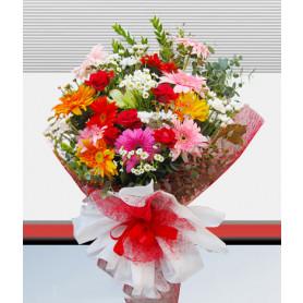 Günün Neşesi Kır Çiçeği Buketi C-BUK160