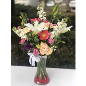 Karışık Kır Çiçekleri Aranjmanı