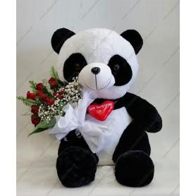 Aşk Bekçisi Oyncak Panda