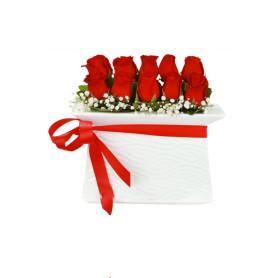 Aşk ve Romantizim Kırmızı Gül C-SER101