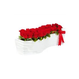 Romantik Anlar 21 Kırmızı Gül C-SER114