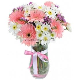 Zarif Buket Çiçek