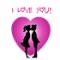 I LOVE - +4,00TL